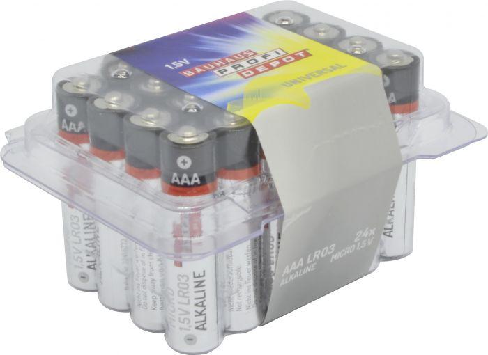 e5527ec0d06 Patareid Ultimate Power LR03 1,5 V, 24 tk AAA