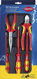 Tööriistade komplekt Knipex