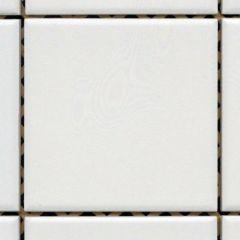 Mosaiik-põrandaplaat Valge
