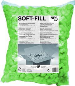Vahtplastist pakkegraanulid Soft