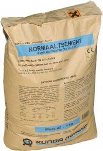 Normaaltsement (Portlandtsement CEM I) 42,5 N 40 kg