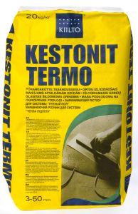 Põrandakütte tasandussegu Kestonit Termo 20 kg