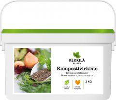 Kompostierguti Kekkilä 3 kg