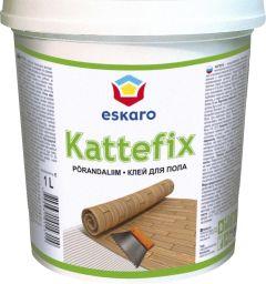Põrandakatete liim Kattefix 1 l