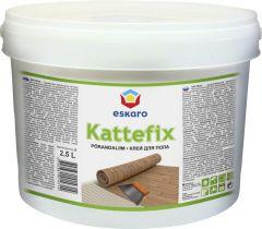 Põrandakatete liim Kattefix 2,5 l