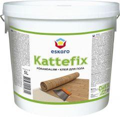 Põrandakatete liim Kattefix 5 l