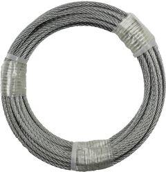 Tross PVC-kattega 4 mm x 10 m