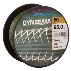 Mikrokiust õngenöör Dyneema 0,25 mm; 19,8 kg