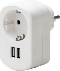 Harupesa Airam 2 USB-pesaga