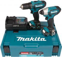 Akutööriistade komplekt Makita Combokit CLX201SAJ, 10,8 V