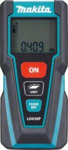 Laserkaugusmõõtja Makita 30 m LD030P