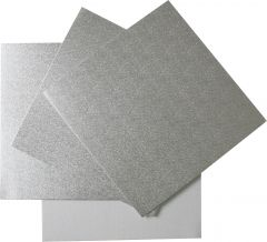 Isolatsiooniplaat EPS Alumiinium 50 x 50 cm, 4 mm