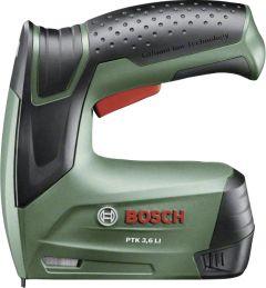 Akuklambripüstol Bosch PTK, 3,6 V