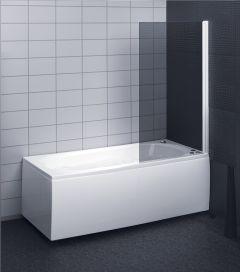 Dušisein vannile 86 x 150 cm hall