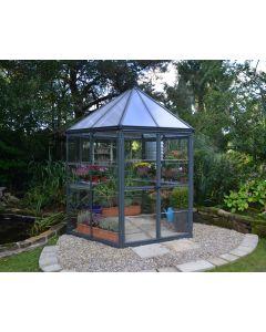 Kasvuhoone  Oasis 6,1 m² (247 x 213 cm)