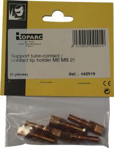 Kontaktsuudmiku hoidja Toparc M6 MB 25