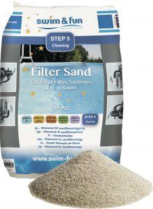 Liiv liivafiltrile 18 kg