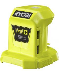 USB-adaper Ryobi ONE+ R18USB-0, 18 V