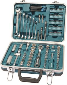 Tööriistakomplekt Makita 118 osa
