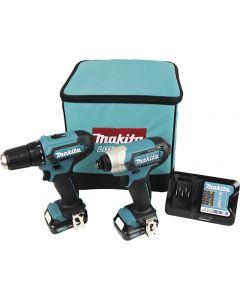 Akutööriistade komplekt Makita Combokit CLX224A