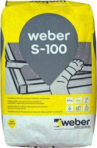 3 kotti Kuivbetooni Weber S-100 25 kg