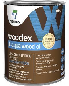 Puiduõli Woodex Aqua Wood Oil, värvitu