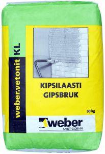 Kips- masinkrohv Weber KL 30 kg