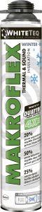 Makroflex Whiteteq Pro Winter montaaživaht 750 ml