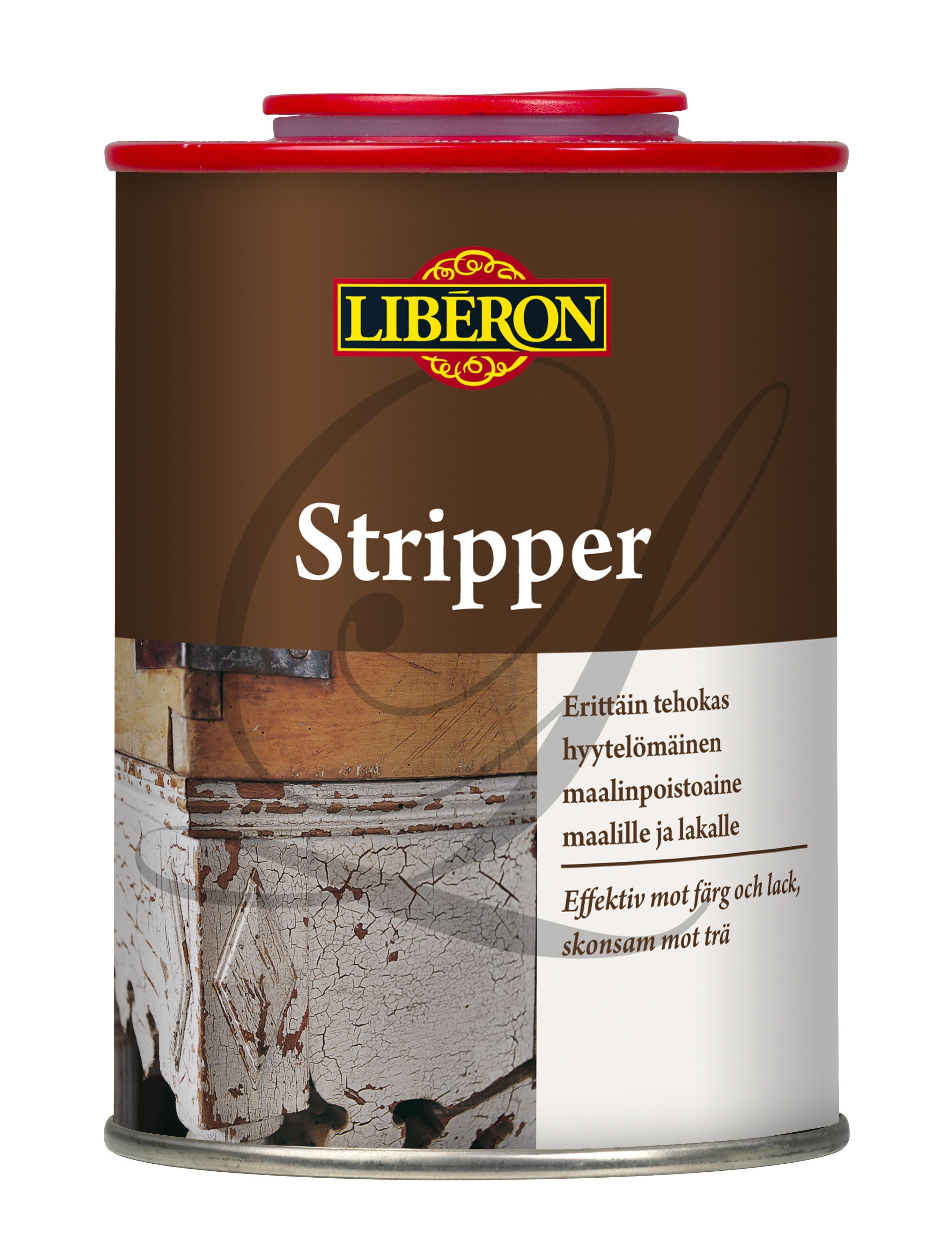 uusia valokuvia paras myynti koko 40 Värvieemaldaja Liberon Stripper 500 ml