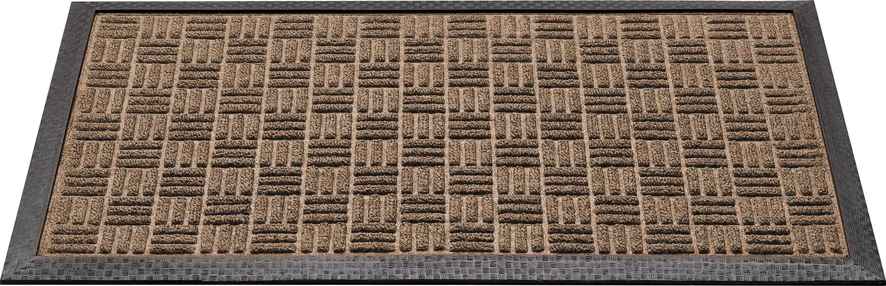 Uksematt Hamat Supreme Beige/ Beezh  45 x 75 cm
