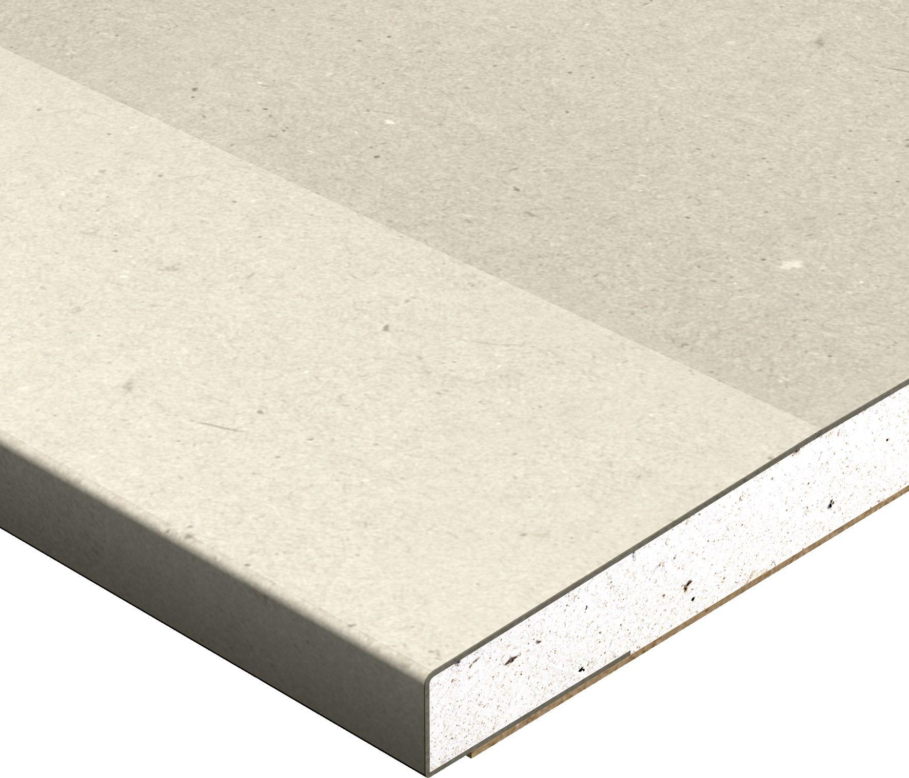 Standardkipsplaat GN13 12,5 x 1200 x 3000 mm