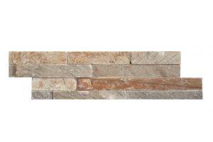 Looduskiviplaat Ambiente Brick beež 10 x 40 cm