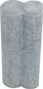 Äärekivi betoonist Duopal 6 x 10 x 25 cm hall