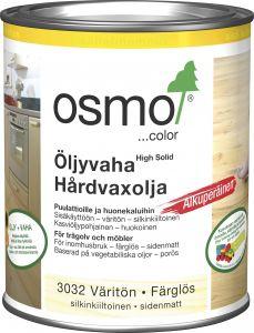 Õlivaha puitpõrandatele 3032 värvitu 0,75 l