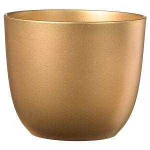 Ümbrispott 920/18 cm, kuldne