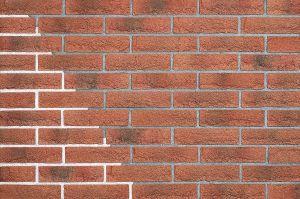 Viimistluskivi Stone Design Cottage 230 punane 21 x 5,2 cm