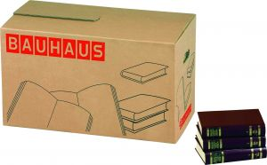 Pappkast BAUHAUS 58 x 33 x 33,5 cm