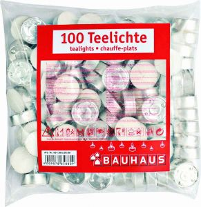 Teeküünlad 100 tk