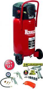 Kompressor Herkules Fifty, 1500 W + tarvikud