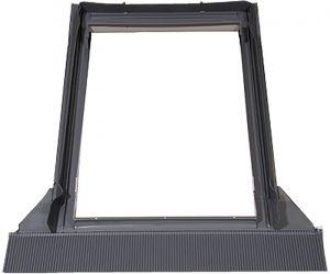 Paigalduskomplekt Basic puidust aknale 550 x 780 mm