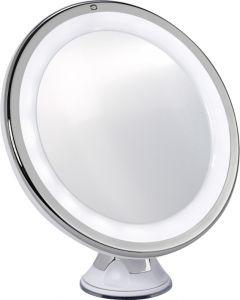 Kosmeetikapeegel Venus Linda LED, ümar