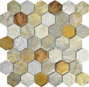 Mosaiik Hexagon HXN 1979 25,5 x 29,8 cm