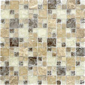 Mosaiik Crystal Mix XIC K1453 30,5 x 30,5 cm