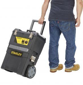Tööriistakast Stanley Mobile Workcenter