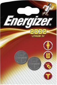 Patareid Energizer CR2032