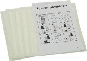 Separett Absorber, pakendis 5 tk