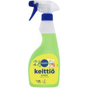 Köögipuhastusvahend Kiilto Sitrus spray 0,5 l