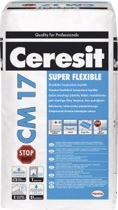 Ülielastne plaatimissegu Ceresit CM 17 25 kg