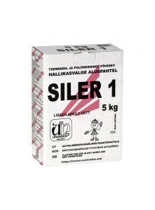 Niiskuskindel aluspahtel Siler-1, 5 kg