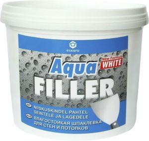 Niiskuskindel pahtel Aqua Filler 0,6 l